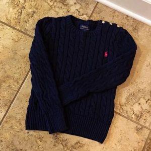 Girls Polo Ralph Lauren Sweater